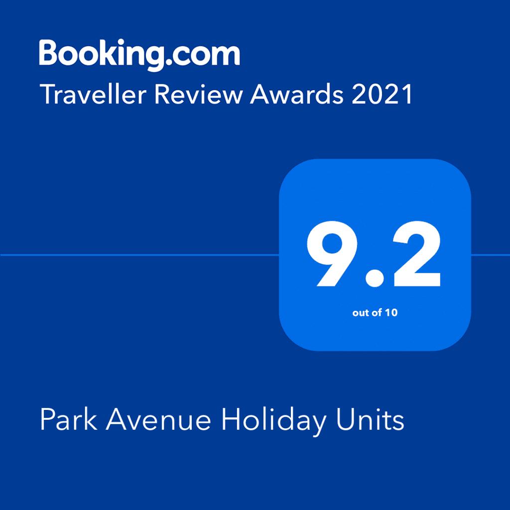 Park Avenue Holiday Units